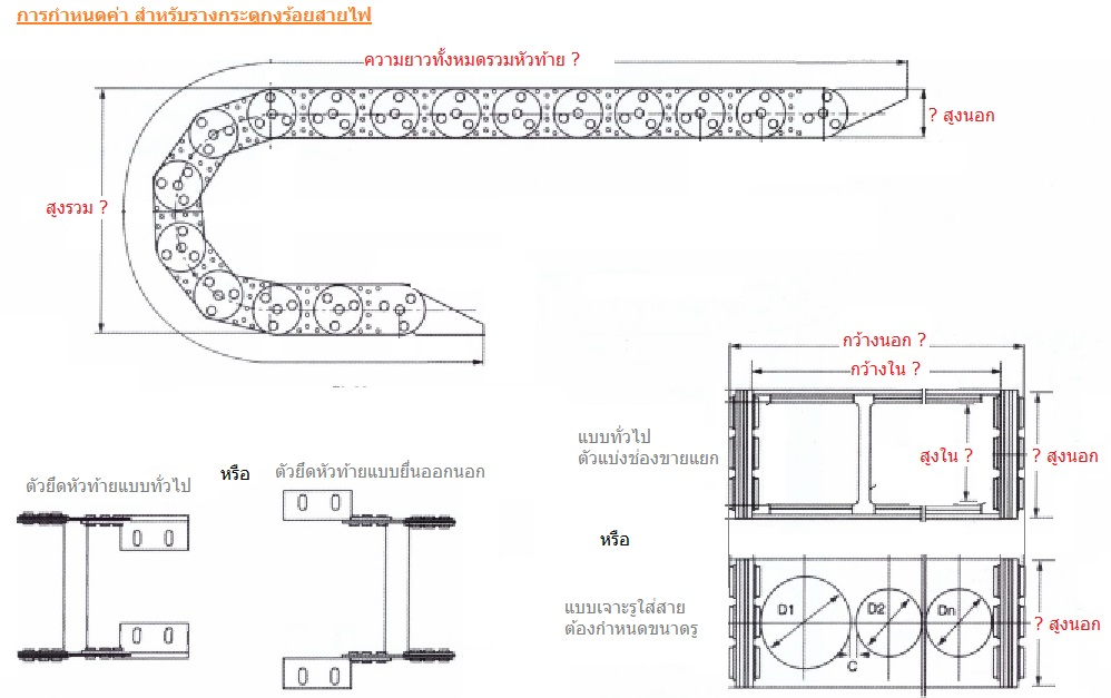cable chain, กระดูกงู สายไฟ, เหล็กกระดูกงู ราคา cable carrier, cableveyor, cps cable chain, Hanshin cable drag chain, Shinsung cable drag chains, plastic cable drag chain,